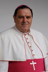 Bishop Natale Paganelli S.X.